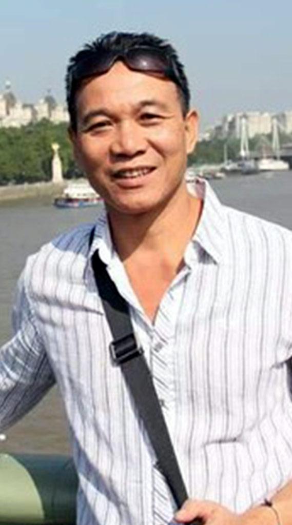 NSND Phạm Anh Phương Giám đốc nhà hát nhạc vũ kịch Việt Nam