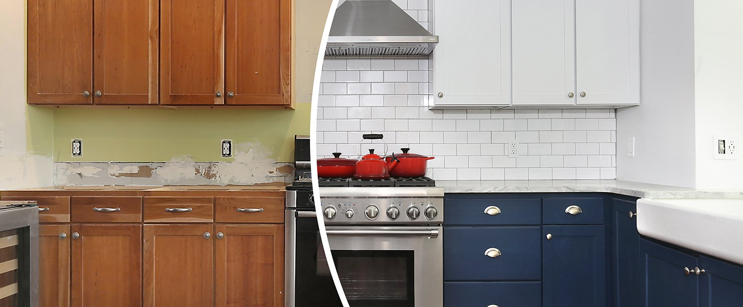 Why Kitchen Cabinet Refacing Is A Better Alternative To