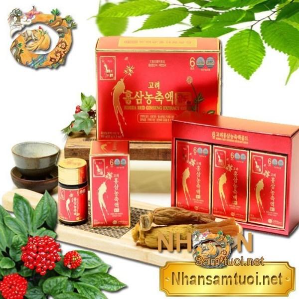 Cao Hồng Sâm KGS 150g