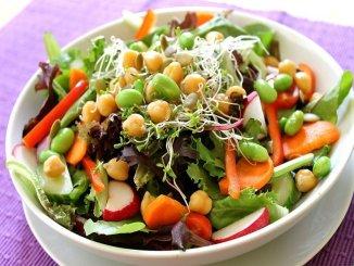 salad nhan sam 1