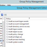 Audit Policy – Giám sát Users trên Domain Controller