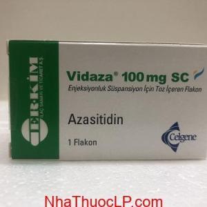 Thuoc Vidaza 100mg Azacitidine