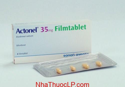 Thuoc Actonel 35mg Risedronate