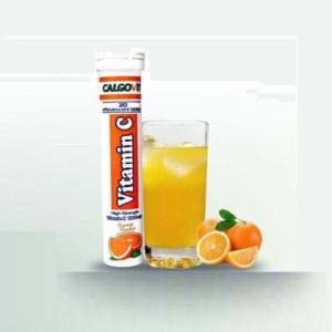 Sủi vitamin Calgovit