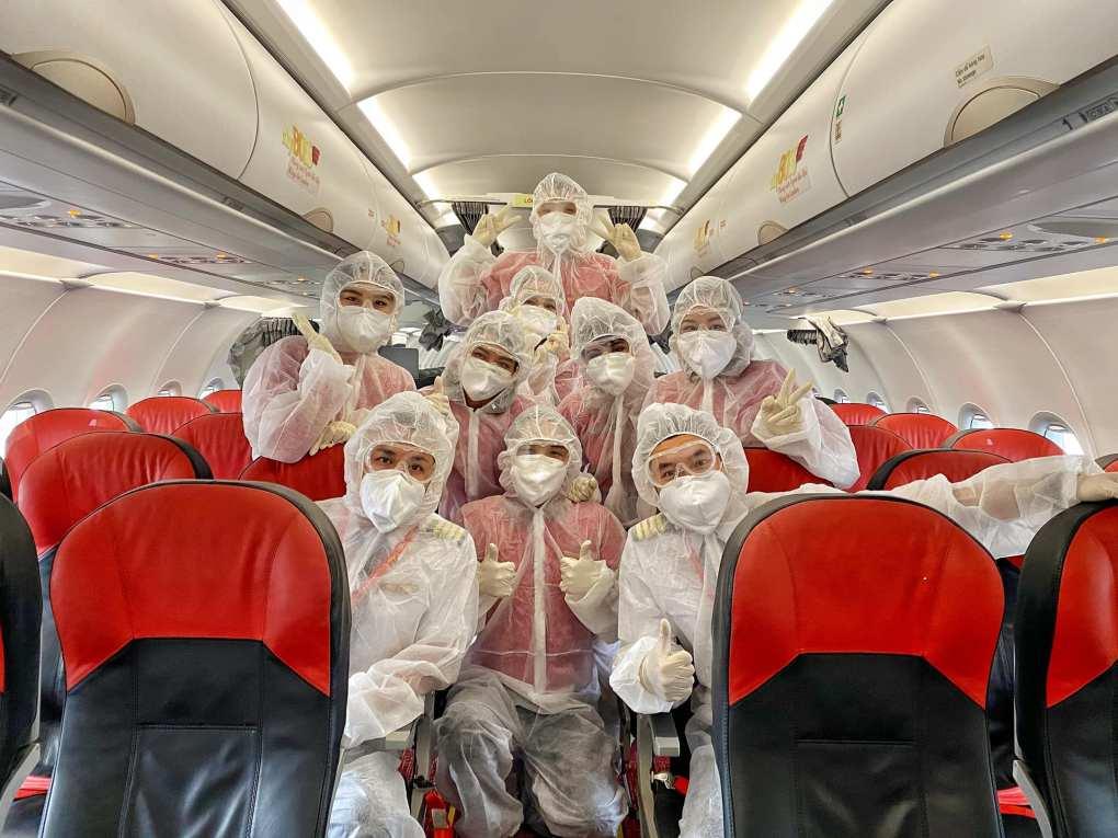 Vietjet Air lọt top 10 hãng hàng không giá rẻ an toàn nhất thế giới