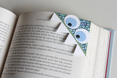 Your bookmark preference discuss 15 little book star im so amazed by other peoples diy do it yourself skills ill definitely try to make my own corner bookmark one day theyre so convenient plus solutioingenieria Images