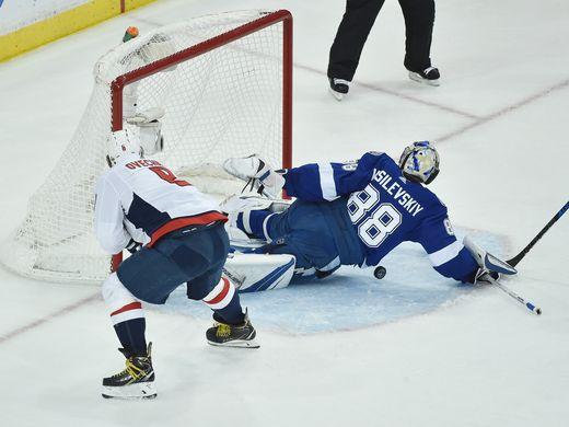 Capitals chega (finalmente) à final da Stanley Cup