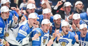 Finlândia conquista o ouro
