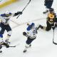O St. Louis Blues ganhou seu terceiro jogo na série final da Stanley Cup