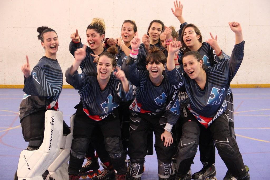 Equipe do interior de São Paulo é campeã no Campeonato Brasileiro de Hockey Inline Feminino