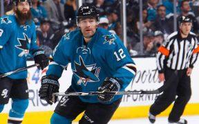 Marleau está de volta ao San José Sharks
