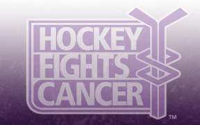 NHL comemora mês do Hockey Fights Cancer