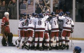 Comemoração do Miracle on Ice