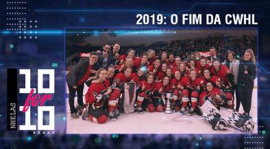 Calgary Inferno campeão da Clarkson Cup 2019