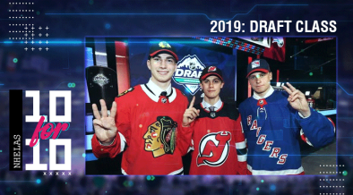 Top 3 do NHL Draft de 2019: Jack Hughes, Kaapo Kakko e Kirby Dach