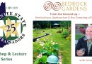 From the Ground Up ~ Horticulture, Agritourism & the Greening of NH