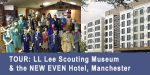 Tour: Scouting Museum & Even Hotels Manchester Airport
