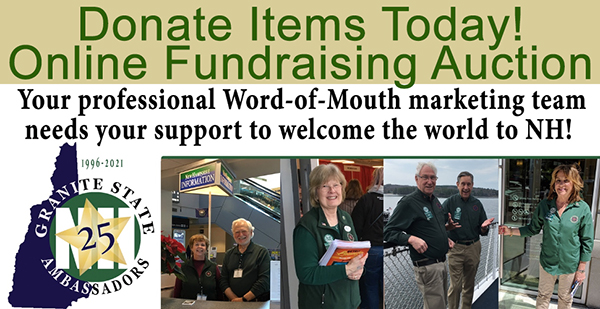 Donate – Online Fundraising Auction
