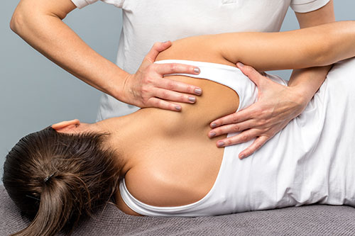 Chiropractic Adjustment for Pain and General Health