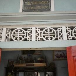 Năm 2010, bà Nhơn được Vietsopetro cho 50 triệu, gia đình vay mượn thêm 45 triệu cất được ngôi nhà này.