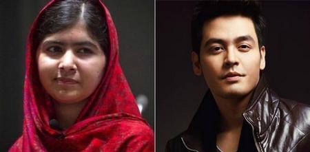 Malala Yousafzai và MC Phan Anh