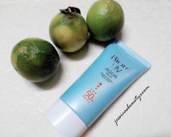 Biore UV Aqua Rich - chăm sóc da