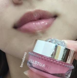 Dưỡng môi JillStuart Fruit Lip Balm