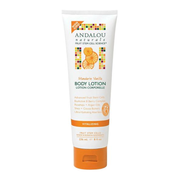 Dưỡng thể : Andalou Naturals Mandarin Vanilla Vitalizing Body Lotion
