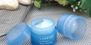 Mặt nạ ngủ Laneige Water Sleeping Mask – Dưỡng ẩm và cung cấp nước cho da hiệu quả