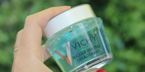 {Review} Mặt nạ Quenching Mineral Mask của VICHY