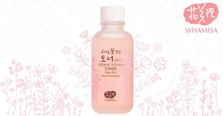 {Review} Whamisa - 1 sản phẩm Organic giúp dưỡng da và tạo nên một nền da khoẻ đẹp