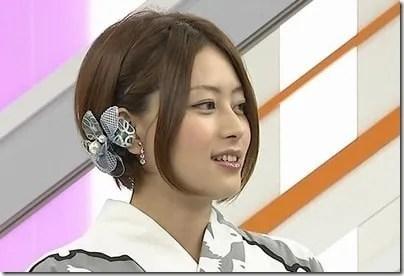 NHK荒木美和アナウンサーは何カップ?熱愛画像で左遷?