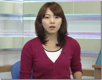 NHK雨宮萌果は巨乳カップ!声が聞きづらいと苦情が?
