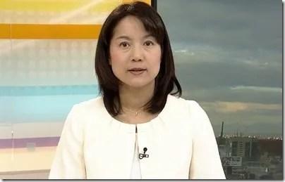 NHK柘植恵水アナウンサーのカッ...