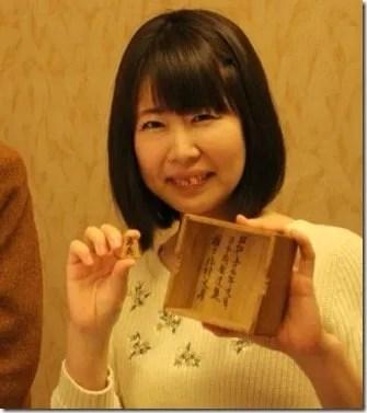 高浜愛子のカップや身長は?結婚や旦那の情報は?