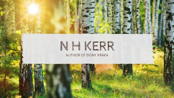 NH Kerr - Author of Signy Kráka