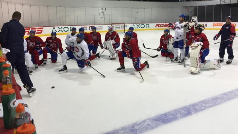 61 players to attend the Canadiens training camp