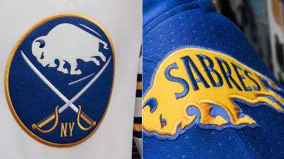 Buffalo Sabres Winter Classic jersey