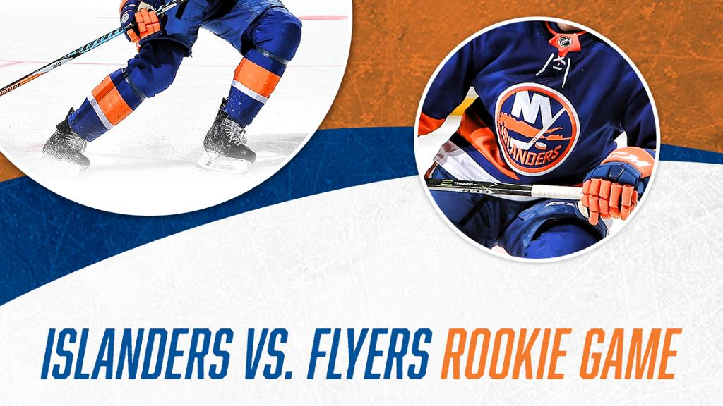 Islanders To Stream Rookie Game Vs Flyers Nhl Com