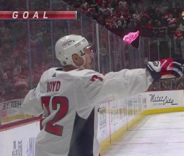Boyds Game Tying Goal