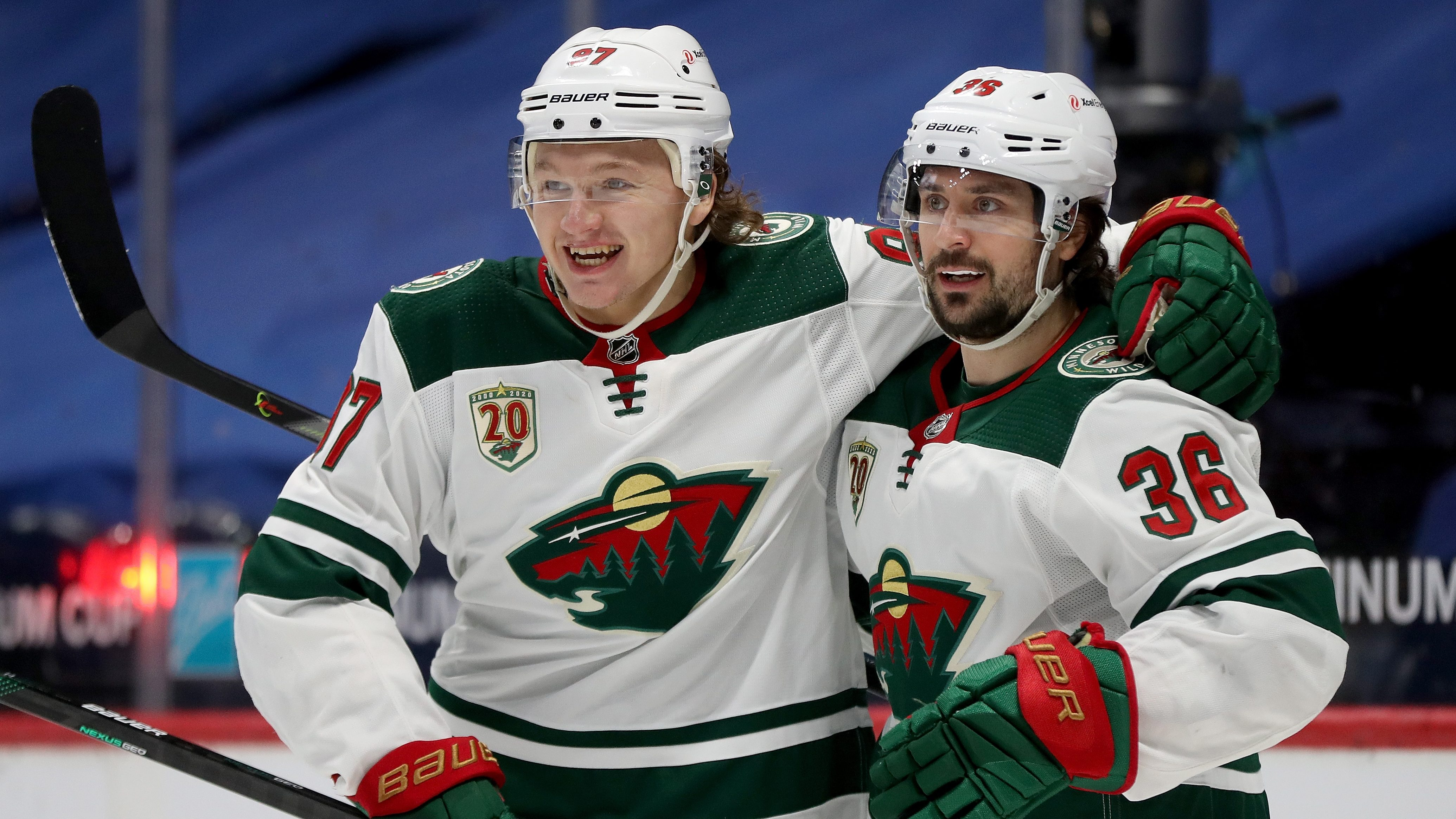 Mats Zuccarello can't stop producing since returning for Wild
