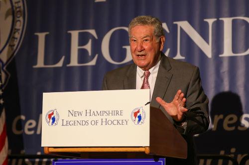 Senator Lou D'Allesandro