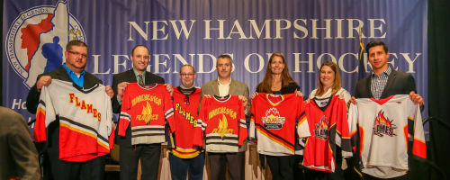 Manchester Regional Youth Hockey Association to be Honored
