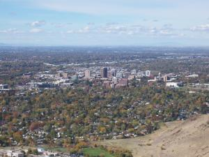 Boise aerial 2007