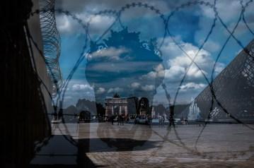 'Occupied Paris' by Nizar M. Halloun © Attribution Non commercial Share Alike