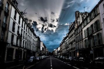 'Rue de la Paroisse' by Nizar M. Halloun © Attribution Non commercial Share Alike