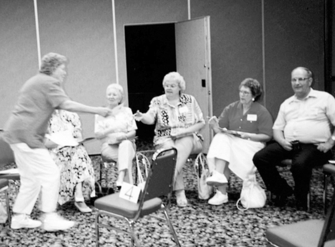 Membership Caucus Group 1995