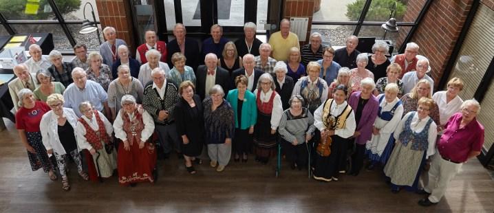 Trønderlag of America members