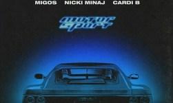 Migos Nicki Minaj Cardi B Motor Sport