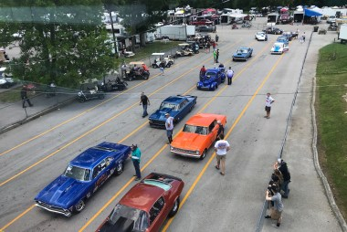 Holley® National Hot Rod Reunion - Nostalgia Hot Rodding
